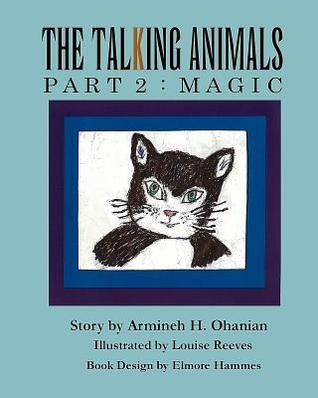 Magic (The Talking Animals #2) Book Cover